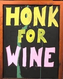 Honk For Wine