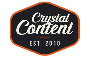 Showing Crystal Content as a channel partner